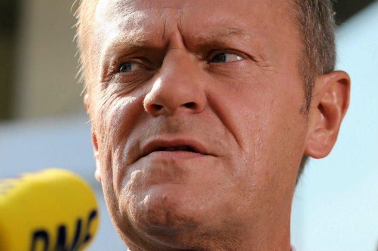 Maurycy Seweryn ocenił komunikację niewerbalną Donalda Tuska.