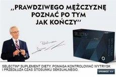 Lew-Starowicz reklamuje suplement na kontrolowanie wytrysku. Prezes Naczelnej Rady Lekarskiej skieruje kontrowersyjną sprawę do rzecznika odpowiedzialności zawodowej.