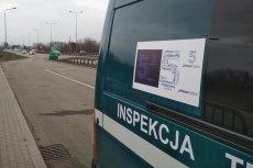 Tak oklejone pojazdy Wojewódzkiego Inspektoratu Transportu Drogowego wyjechał na drogi województwa pomorskiego.