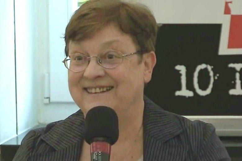 Teresa Bochwic pomyliła lokalizację zimowych igrzysk olimpijskich 2018