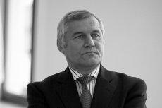 Nie żyje senator Platformy Obywatelskiej Wiesław Kilian. Informację podał Senat na swojej stronie internetowej.