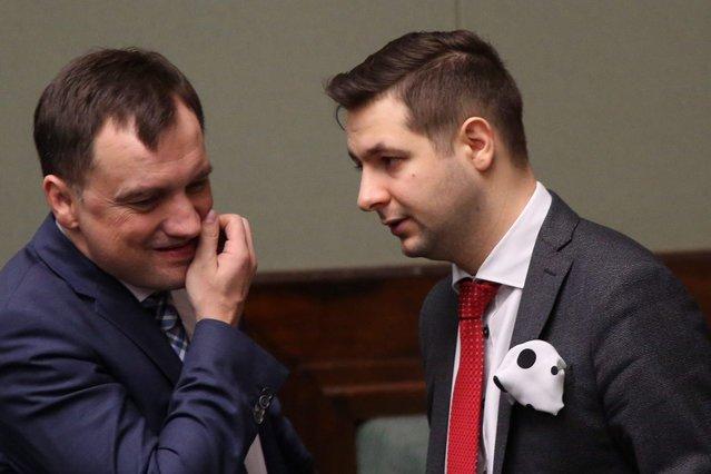 Jest korupcja w polskich sądach? Dowody są mocno naciągane.