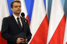 Rafał Bochenek zapowiedział dziś nowy adres mailowy, na który można kierować pytania do rządu.