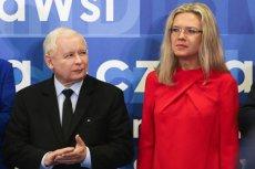 Małgorzata Wassermann zdecydowanie przegrywa w Krakowie z Jackiem Majchrowskim, choć wcześniej mogło się wydawać, że depcze mu po piętach.