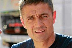 Krzysztof Hołowczyc nie przyjął mandatu od policjantów, którzy twierdzą, że przekroczył dozwoloną prędkość o 114 km/h
