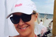 Agata Młynarska przeprasza za mocny wpis o wakacjach nad morzem.