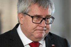 Ryszard Czarnecki przegrał proces. Sąd nakazał mu przeprosić Różę Thun.