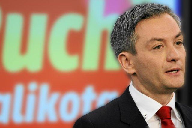Robert Biedroń, posełRuchu Palikota