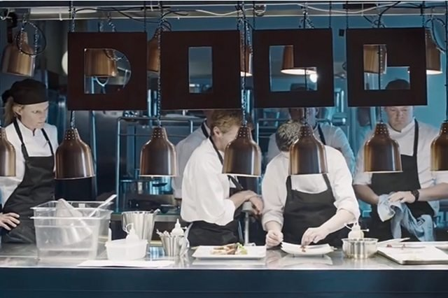 """Sztokholmska restauracja """"Dill"""" okazała się być produktem promującym niemiecką sieć Lidl"""