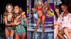 Zdjęcia z tegorocznego pokazu Victoria's Secret, który odbył się 20 listopada w Szanghaju
