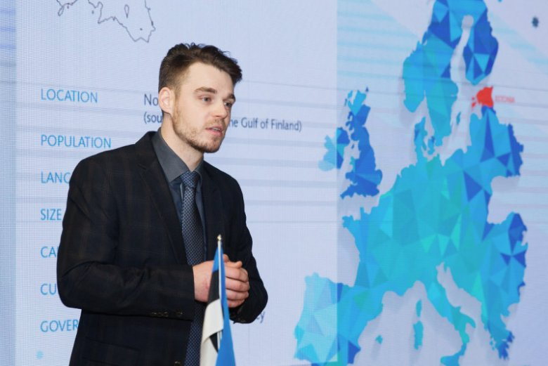 Karpar Korjus, twórca projektu e-obywatelstwa, chce zebrać 10 mln wirtualnych obywateli państwa.