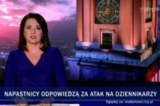 """Dwie z protestujących osób, które brały udział w zajściu z Magdaleną Ogórek, po ujawnieniu ich wizerunków przez """"Wiadomości"""" straciły pracę."""