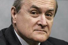 Piotr Gliński wystąpił do KRRiT o opinię w sprawie wypowiedzi dziennikarza TVN24.