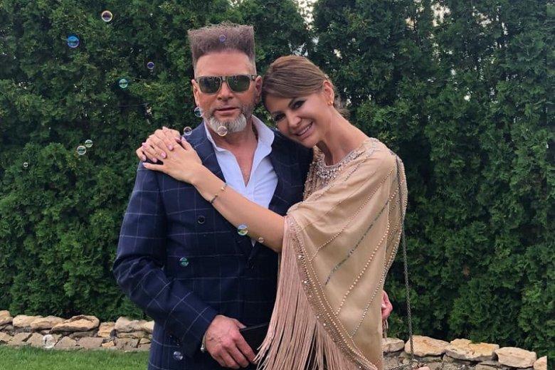 Zbliża się wesele Krzysztofa Rutkowskiego i Mai Plich. Para nie oszczędzała na tej uroczystości.