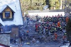 Niecałą godzinę przed wybuchem w Szczyrku odnotowano wzrost ciśnienia w sieci.