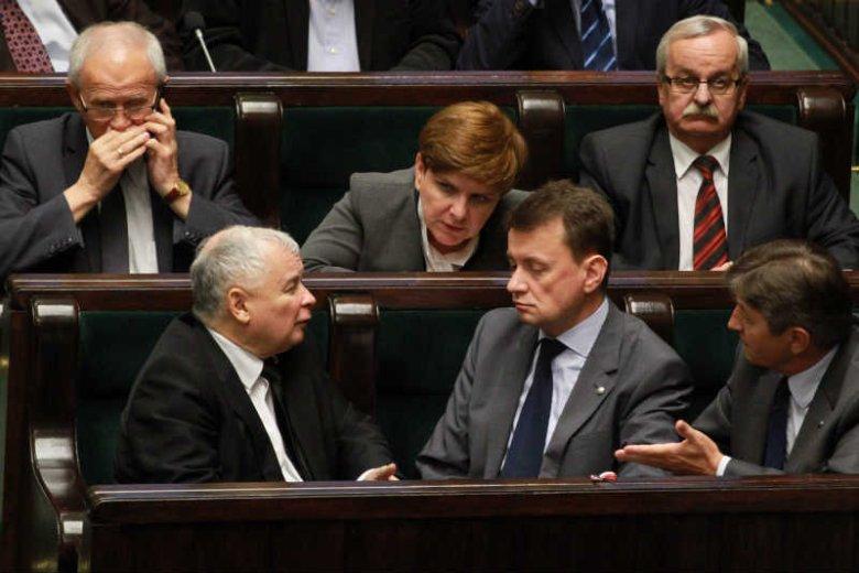Jeśli PiS ma rządzić, to lepiej, żeby premierem był Jarosław Kaczyński.