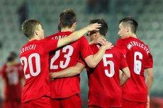 Polska przegrała z Anglią 0:2. Powyższe zdjęcie pochodzi z meczu Polska - Lichtenstein