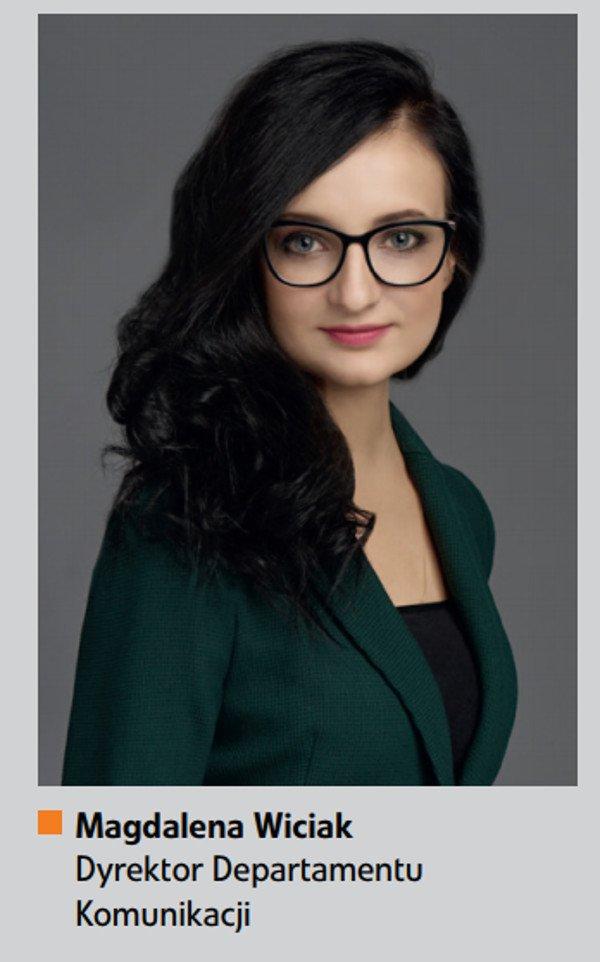 Fotografia Magdaleny Wiciak z folderu Polskiej Spółki Gazownictwa.