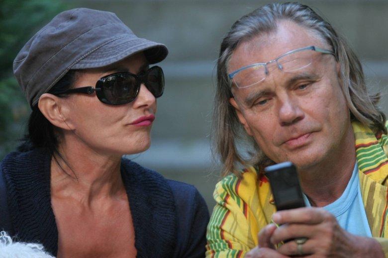 Kora i Sipowicz byli ze sobą przez ponad 40 lat.