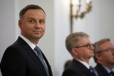 Andrzej Duda zawetował ustawę zmieniającą ordynację wyborczą do Parlamentu Europejskiego.