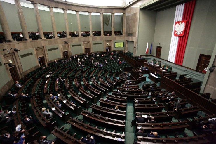 Co jeszcze zostanie przepchnięte w parlamencie?