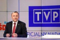 Jacek Kurski zapowiada, że TVP może stać się bankrutem.