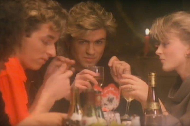 Rodzina Georgea Michaela w rok od śmierci artysty pisze o nim i jego muzyce. Na zdjęciu kadr z teledysku do piosenki Last Christmas.