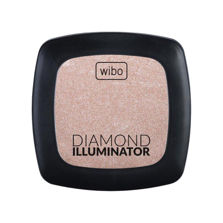 Diamond Illuminator Wibo, rozświetlacz do twarzy