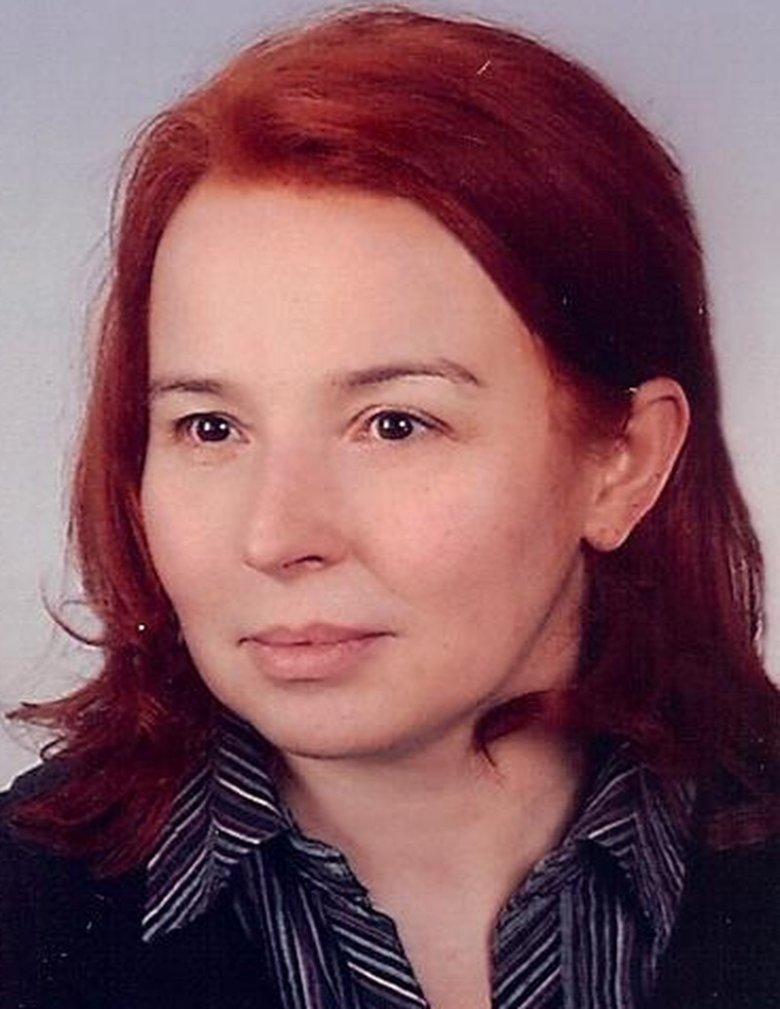 dr inż. Małgorzata Sobczyk z Wydziału Nauk o Żywności Szkoły Głównej Gospodarstwa Wiejskiego w Warszawie