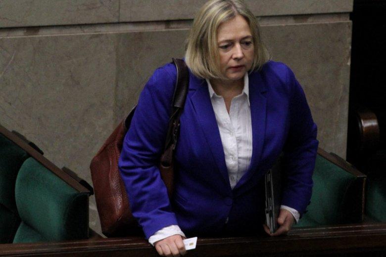 Wanda Nowicka nie zdała pierwszego wyborczego sprawdzianu. Nie zebrała podpisów, przez co - zdaniem Jarosława Gowina - nie powinna być wicemarszałkiem Sejmu.