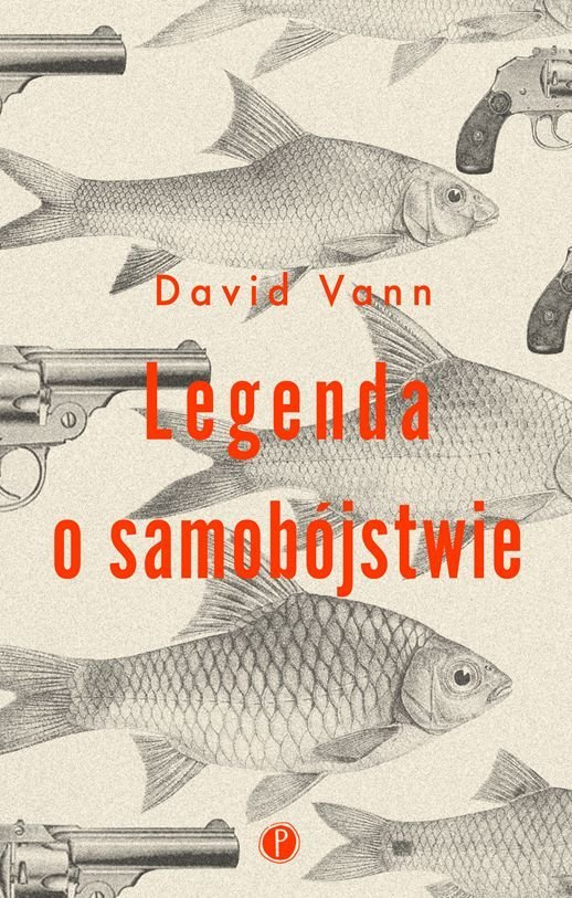 "David Vann ""Legenda o samobójstwie"""