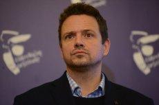 Wielu warszawiakom nie spodobała się nieobecność Rafała Trzaskowskiego na Placu Bankowym
