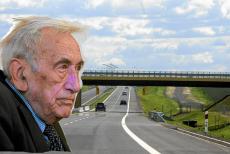 Czy Tadeusz Mazowiecki zostanie patronem autostrady A2?