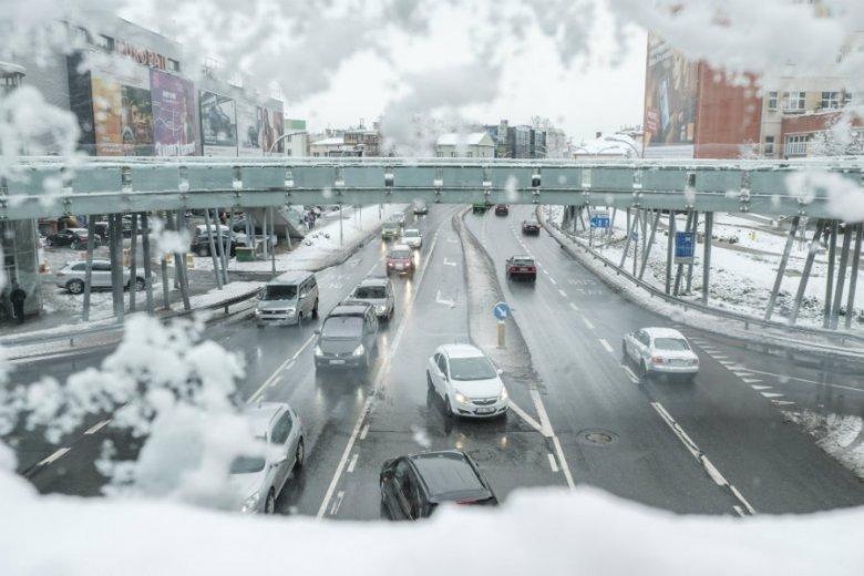 Synoptycy przewidują, że opadów śniegu możemy spodziewać się w drugiej połowie miesiąca.