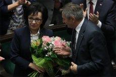 Elżbieta Witek nie mogła dogadać sie z Jarosławem Zielińskim?