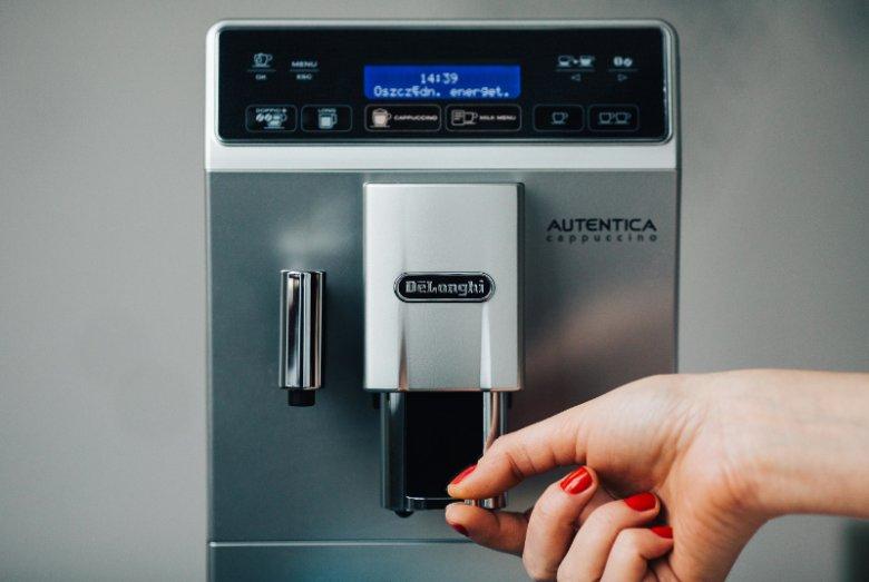 Ekspres automatyczny do kawy Autentica Etam 29.660.SB