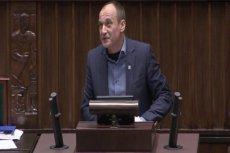 Paweł Kukiz, lider Kukiz'15, zarzuca PiS, że partia zmienia ordynację wyborczą po to, by zagarnąć władzę.