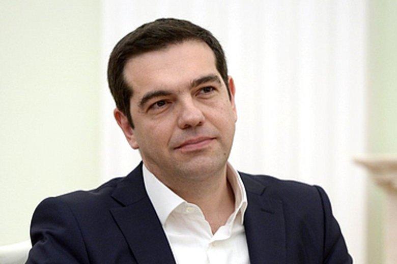 Liderem Koalicji Radykalnej Lewicy jest Aleksis Tsipras.