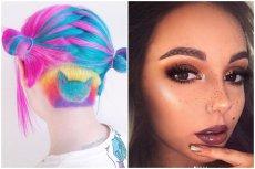 Najdziwniejsze urodowe trendy na Instagramie