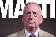 Jim Mattis ogłosił stanowczą strategię wobec ISIS. - Moim celem jest by ci bojownicy nie wrócili już do domów - powiedział.