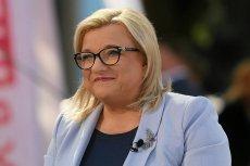 Beata Kempa nazwała szefa ZNP Sławomira Broniarza karierowiczem. Związek odpowiedział już minister na Twitterze.