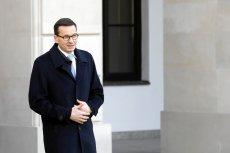 Mateusz Morawiecki jest już w Brukseli. Właśnie rozpoczyna się jego spotkanie z Jean-Claude Junckerem i Fransem Timmermansem.