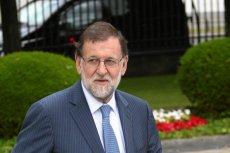 Premier Hiszpanii Mariano Rajoy chce usunąćautonomiczne władze Katalonii.