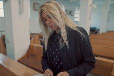 """Zofia Klepacka pojawiła się w klipie do piosenki """"Grzechy sodomskie""""."""