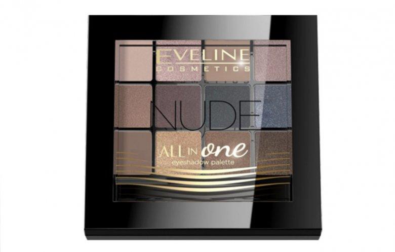 All in One Eyeshadow Palette NUDE – paleta dwunastu cieni do powiek kosztuje 48,99 zł.