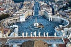 Watykan przypomina, że katolicy obchodzą Rok Miłosierdzia.