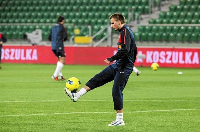 Czy to koniec marzeń Sławomira Peszki o występie podczas turnieju Euro 2012?