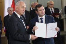 Zbigniew Girzyński powrócił do Sejmu po czteroletniej przerwie.