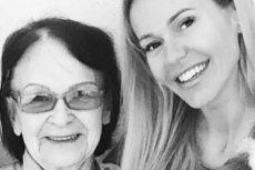 """W wieku 92 lat zmarła babcia Doroty """"Dody"""" Rabczewskiej-Stępień."""