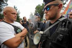 Marsz Równości w Częstochowie wielokrotnie próbowali zablokować przeciwnicy LGBT